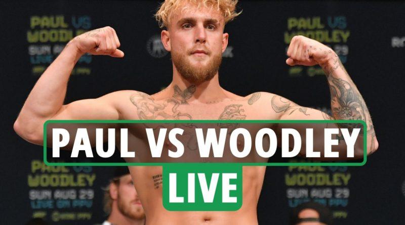 Jake Paul vs Tyron Woodley date: Live stream, TV channel, UK start time