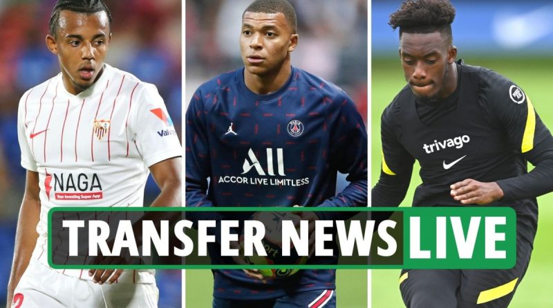 Transfer news LIVE: Latest news, updates and gossip as window draws to close