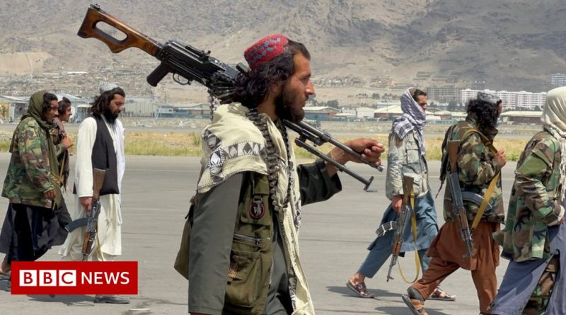 Afghanistan: UK and Taliban in talks over further evacuations