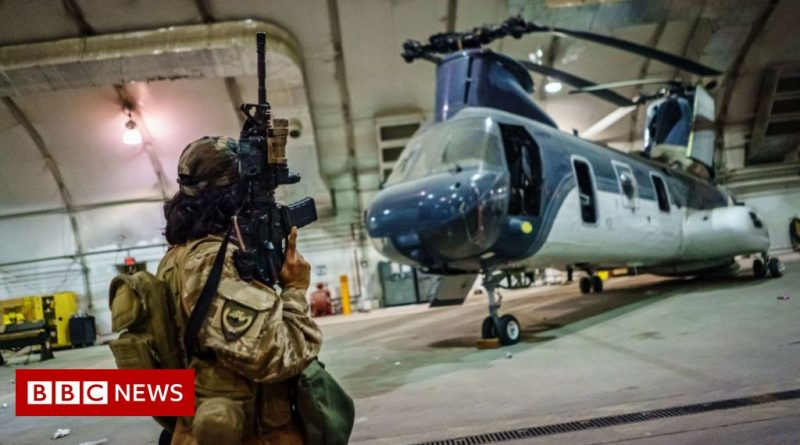 Afghanistan: UK to push for safe passage for Afghans as US withdraws