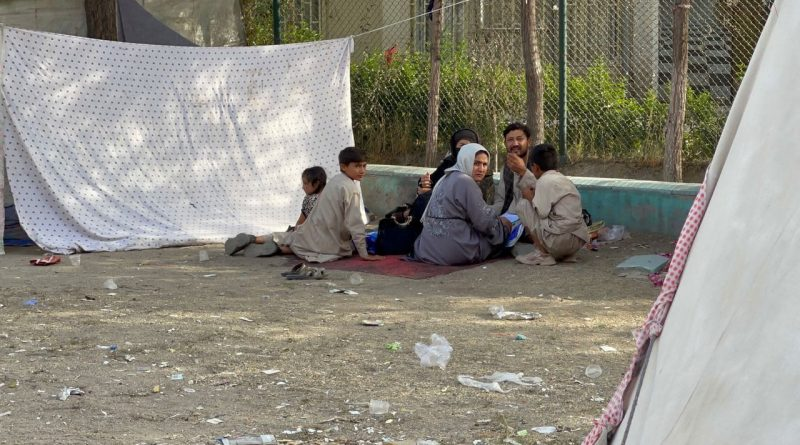 As U.S. troops leave Afghanistan, a 'far greater' humanitarian crisis is just starting, UN warns