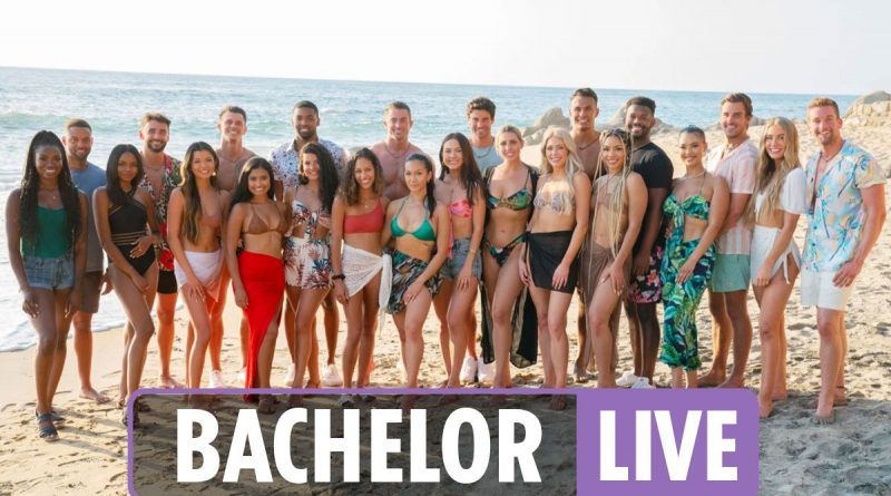 Bachelor in Paradise LIVE – Fans say show is 'sabotaging' Serena & Joe's romance