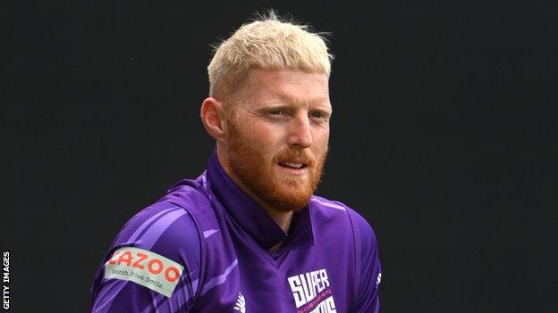 Stokes is currently taking a break from cricket to prioritise his mental wellbeing and rest his injured finger