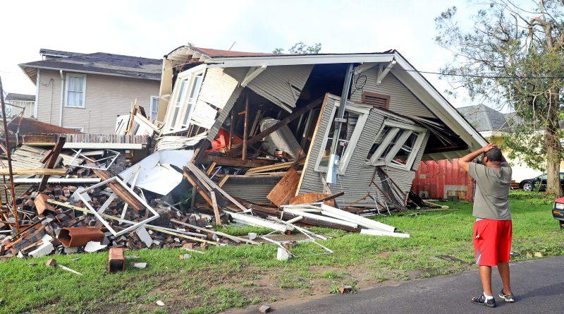 Biden pledges a vast federal response to Hurricane Ida for 'as long as it takes'