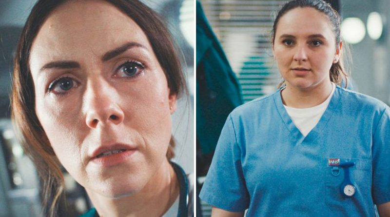 Casualty spoilers: Stevie left LIVID after life-changing discovery about Jade - and now she's out for revenge