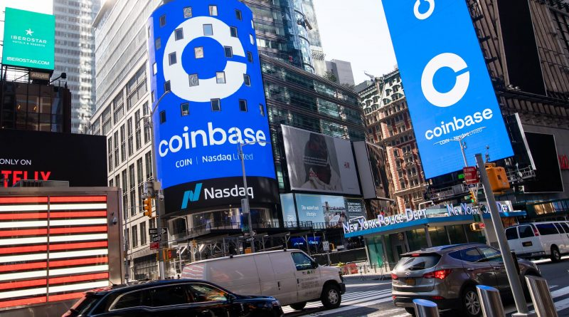 Coinbase profits surge following volatile stretch of cryptocurrency trading