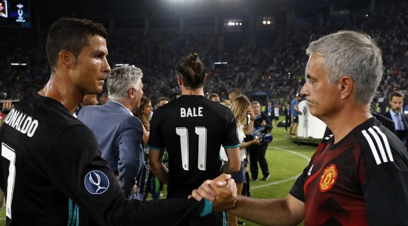 Cristiano Ronaldo's furious dig at Jose Mourinho after last game vs Man Utd