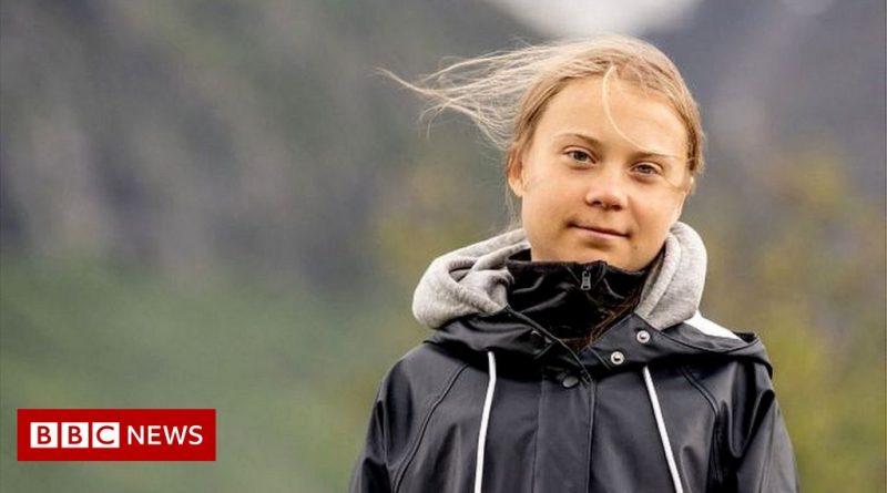 Greta Thunberg: Scotland 'not a world leader on climate change'