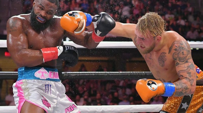 Jake Paul QUITS boxing after defeating UFC champ Tyron Woodley
