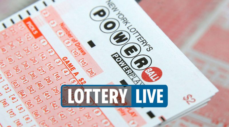 Powerball winning numbers will be announced tonight