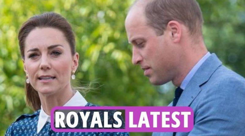 Shock as William & Kate could FLEE London to start home in 'secret bolthole'