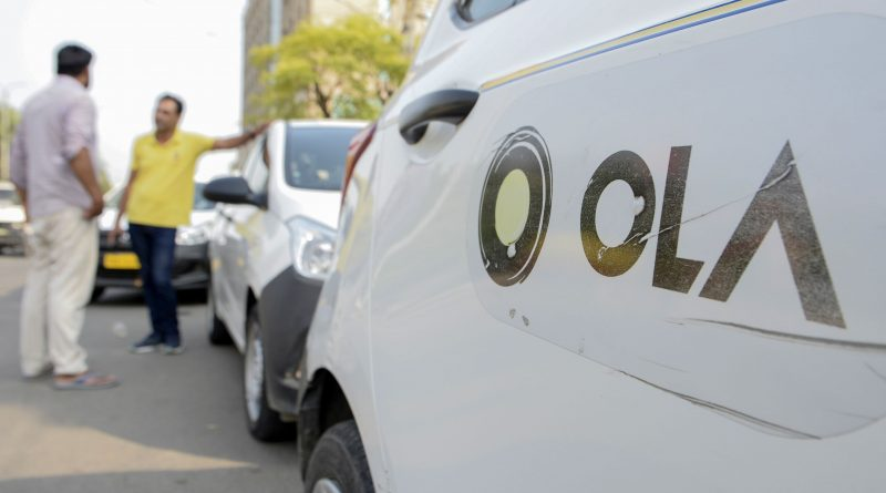SoftBank-backed ride-hailing firm Ola plans to raise $1 billion in India IPO