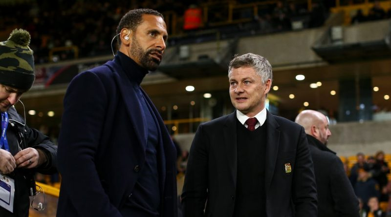 Solskjaer in agreement with Ferdinand over 'missing piece' at Man Utd