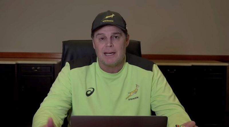 South Africa boss Rassie Erasmus facing 'severe punishment' for Lions video rant