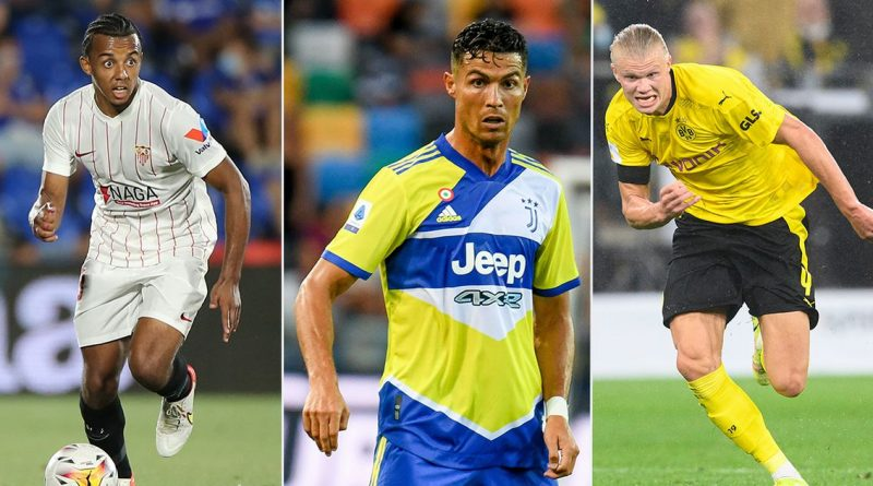 Transfer Deadline Day live - Ronaldo to complete move, plus Dan James latest