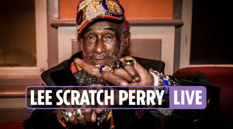 Tributes pour in for reggae legend Lee 'Scratch' Perry