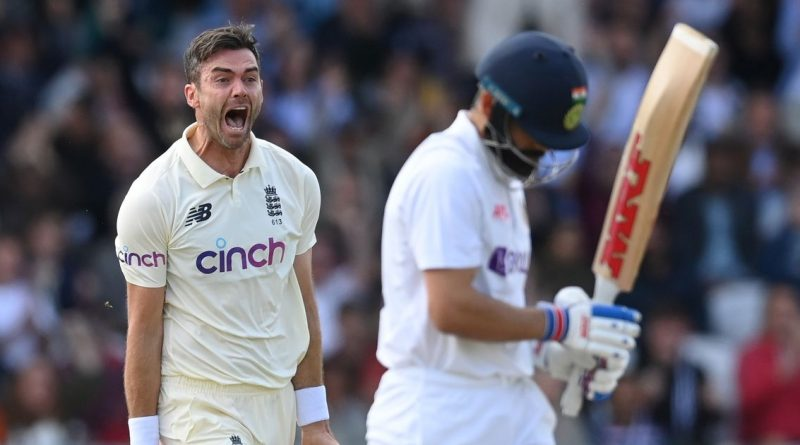 """Virat Kohli """"doesn't know what to do"""" against England's """"high-class"""" bowlers"""