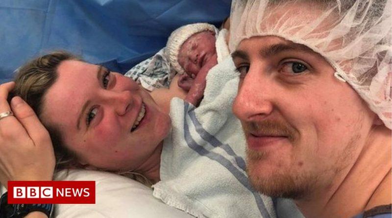'Giving birth left me needing a colostomy bag'