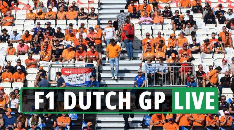 F1 Dutch Grand Prix first practice LIVE: Stream, TV channel, full race schedule