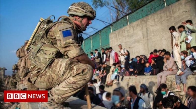 Afghanistan: The questions facing Foreign Secretary Dominic Raab