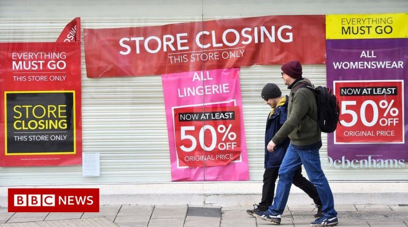 Almost 50 shops a day disappear from High Streets