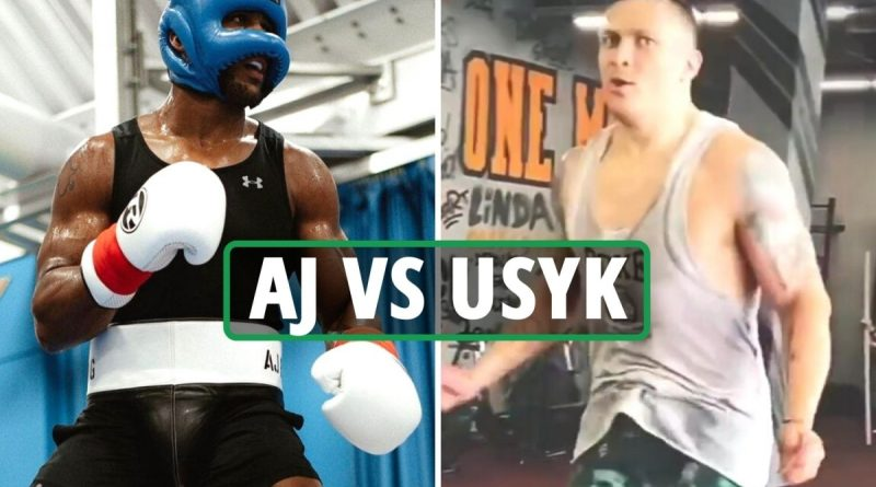 Anthony Joshua vs Oleksandr Usyk: Date, start time UK, live stream, TV channel, and full undercard for Saturday fight