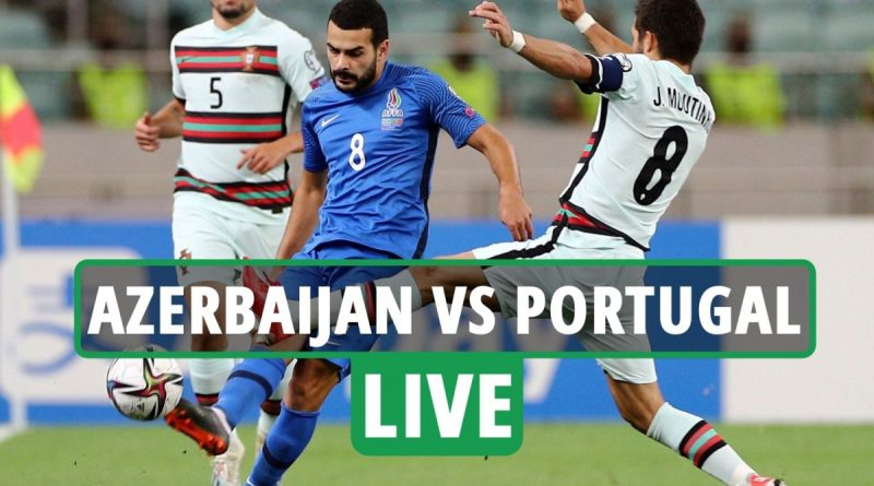 Azerbaijan vs Portugal LIVE: Latest updates from World Cup qualifying