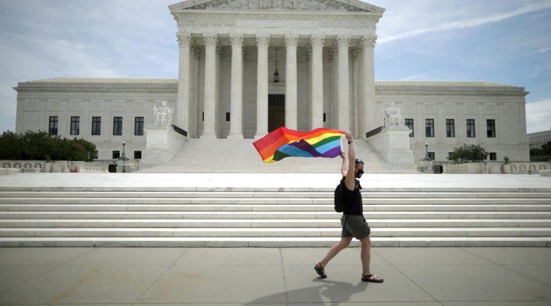 lgbt discrimination title ix Bostock Title VII Joe Biden