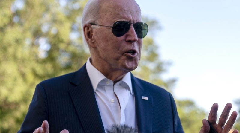 Biden has 'violated oath of office,' GOP rep claims