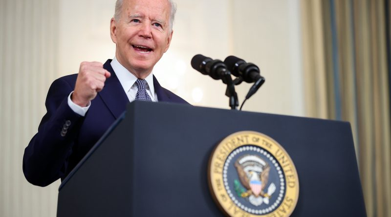 Biden urges Congress to pass his economic plans after weak jobs report: 'Our country needs these investments'