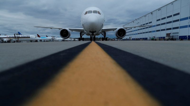 Boeing's delivery of new 787 Dreamliners reportedly may remain halted until late October