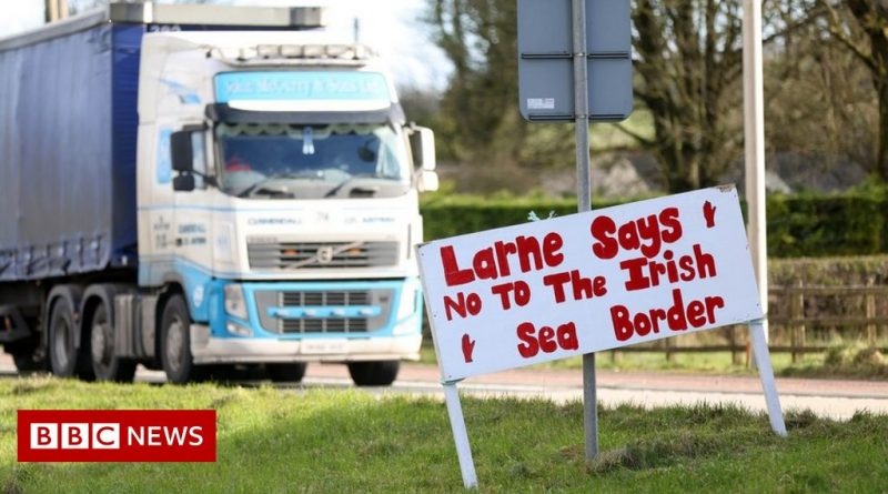 Brexit: Lord Frost warns of 'cold mistrust' if NI Protocol swept away