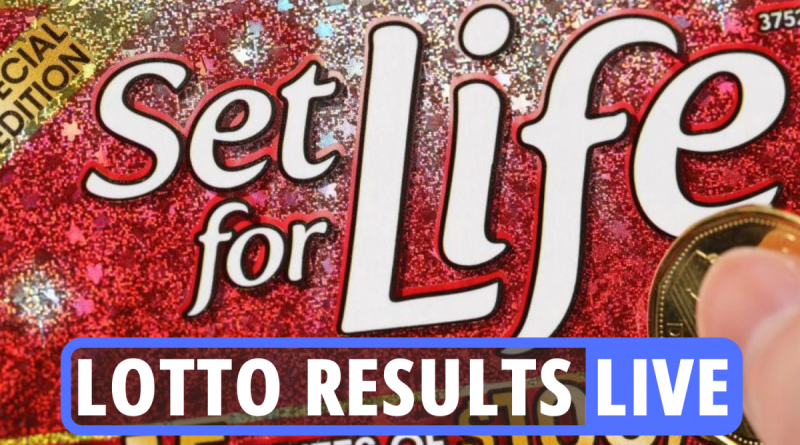 Brits urged to check Set For Life tickets NOW