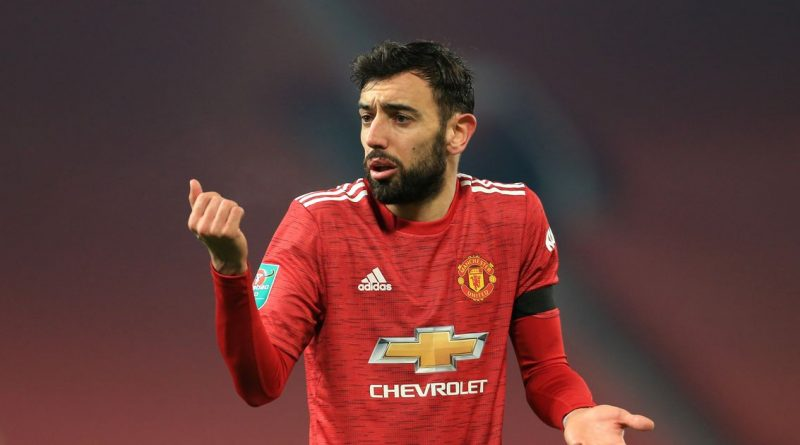 Bruno Fernandes shares his Man Utd frustration after early Carabao Cup exit