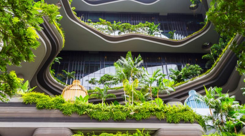 Buildings account for 39% of global greenhouse emissions — that could be an opportunity for investors