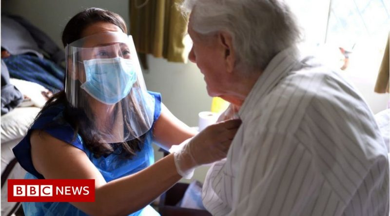 Care home staff shortage adding pressure on NHS