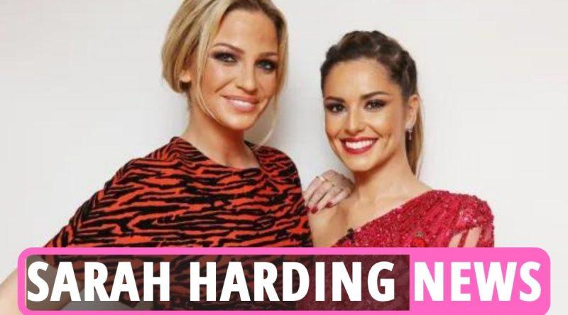 Cheryl's 'waves of disbelief' after Girls Aloud's Sarah Harding dies aged 39