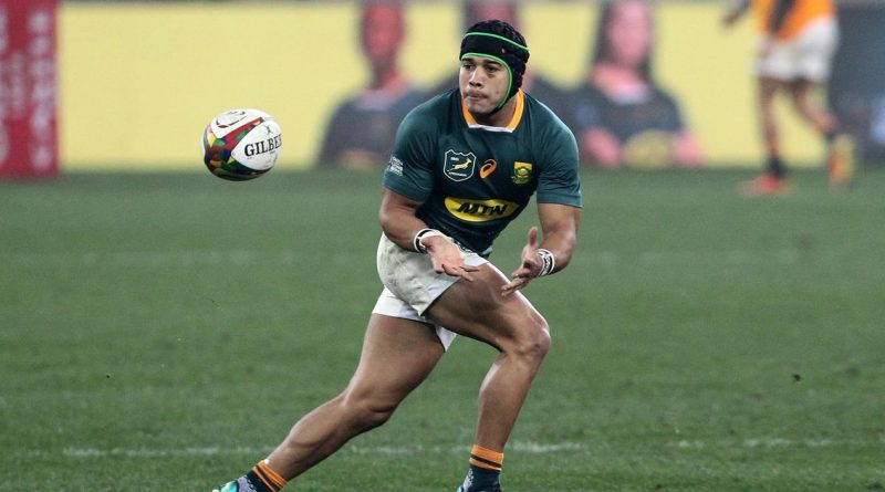 Cheslin Kolbe still absent as South Africa name team to avenge Australia defeat
