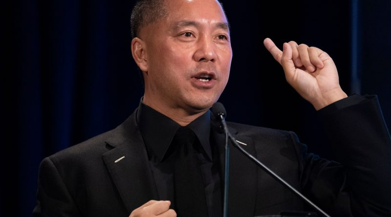 Chinese exile Guo Wengui uses misinformation network to push unproven drugs to treat Covid