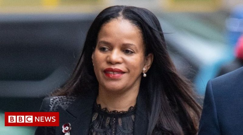 Claudia Webbe: MP made threat to send nudes of woman, court hears