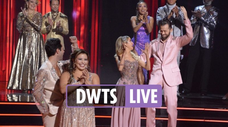 Cody Rigsby 'will not perform' tonight as Cheryl Burke tests positive for Covid