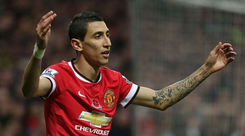 Di Maria's foul-mouthed response to Man Utd obsession amid Ronaldo debate