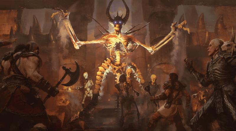 Diablo 2 Resurrected artwork