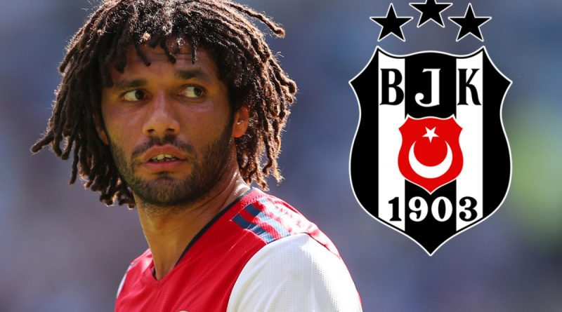 Elneny's Besiktas switch breaks down over wage demands after Galatasaray collapse