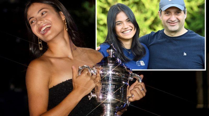 Emma Raducanu's nan told Brit sensation to QUIT tennis after Wimbledon agony