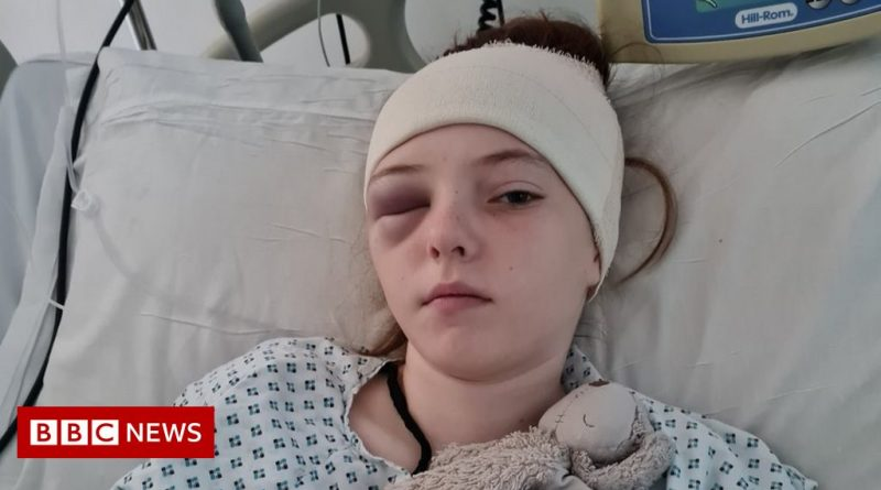 Eye test on Leicestershire girl, 11, led to brain tumour discovery