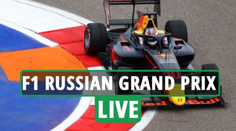 F1 Russian Grand Prix LIVE: Follow all the latest from crucial Sochi race