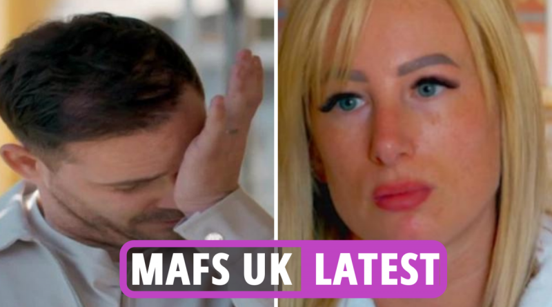 Fans fume over Morag 'emasculating' Luke as she drops hint they're still married
