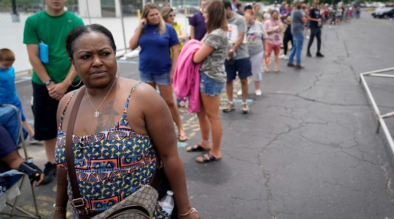 Federal unemployment benefits end this weekend for millions of Americans. Many are scared of what comes next