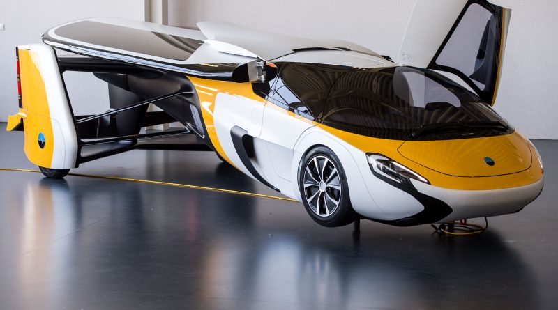 Flying cars in 2024? This tech CEO says it's commercially possible